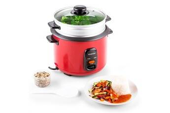 KLARSTEIN Osaka 1.5 Premium cuiseur à riz avec accessoire vapeur 1,5L
