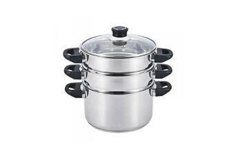 Table&cook Cuit-vapeur 24cm - table&cook - 014279