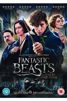 Warner Home Video Fantastic beasts and where to find them dvd   digital download