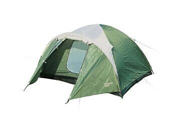 bestway tente de camping - 4 places - 1.00 + 2.10 x 2.40 x 1.30 m