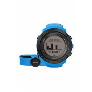 Suunto ambit3 vertical (hr) montre gps avec cardio fréquencemètre (ss021968000) - bleu