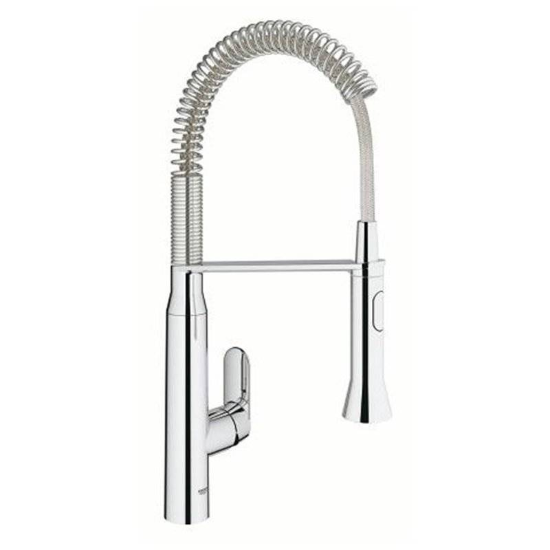 Grohe - Robinet d'évier Grohe K7 Foot Control