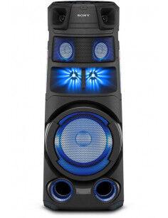 SONY MHC-V83D Enceinte lumineuse et son 360° - Noir