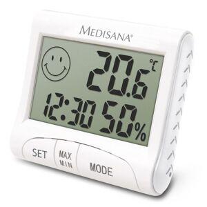Medisana thermo-hygromètre numérique hg 100 60079 - Publicité