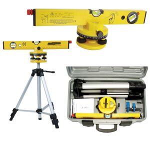 Brüder mannesmann niveau laser avec trépied 81125 Produits ménagers Jouets de sport - Publicité
