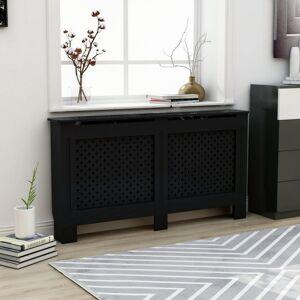 Vidaxl cache-radiateur noir 152x19x81 cm mdf Accessoires pour appareils électroménagers Accessoires pour radiateurs - Publicité