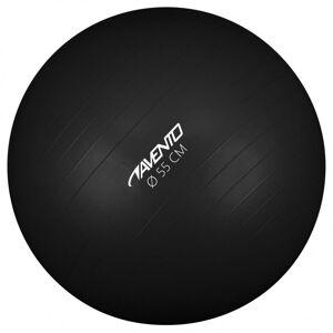 Avento ballon de fitness/d'exercice diamètre 55 cm noir Entraînement & fitness Ballons d'exercice - Publicité