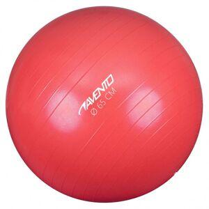 Avento ballon de fitness/d'exercice diamètre 65 cm rose - Publicité