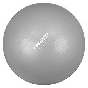 Avento ballon de fitness/d'exercice diamètre 65 cm argenté Entraînement & fitness Ballons d'exercice - Publicité