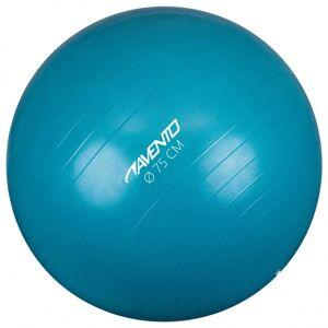 Avento ballon de fitness/d'exercice diamètre 75 cm bleu Entraînement & fitness Ballons d'exercice - Publicité