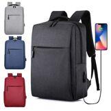 Newchic MI JIA Backpack Classic Sac à dos pour ordinateur portable pour étudiants, capacité 17L
