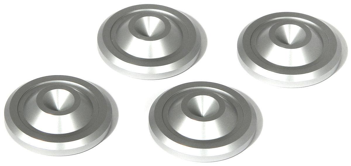 Cold Ray Contre-pointe 2 Medium Silver (lot de 4)