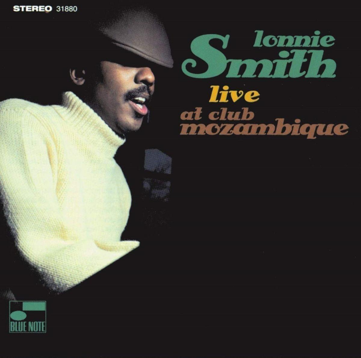 Blue Note Disques vinyle Pop Rock Blue Note Lonnie Smith - Live At Club Mozambique (2 LP)