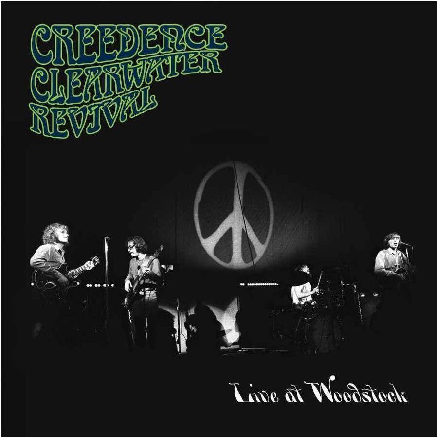 Fantasy Concord Disques vinyle Bande originale Fantasy Concord Creedence Clearwater Revival - Live at Woodstock