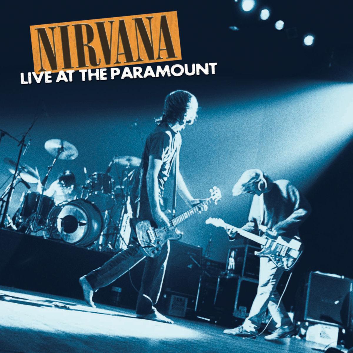 Polydor Disques vinyle Pop Rock Polydor Nirvana - Live at the Paramount (2 LP 180 grammes)