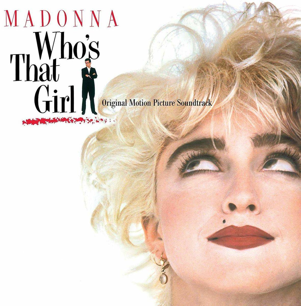 Warner Music Disques vinyle Pop Rock Warner Music Madonna - Réédition Who's That Girl