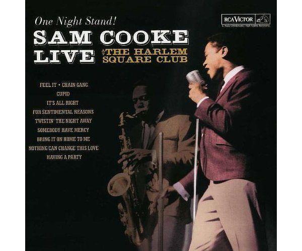 Music On Vinyl Disques vinyle Funk Soul Music On Vinyl Sam Cooke Live At The Harlem Square Club
