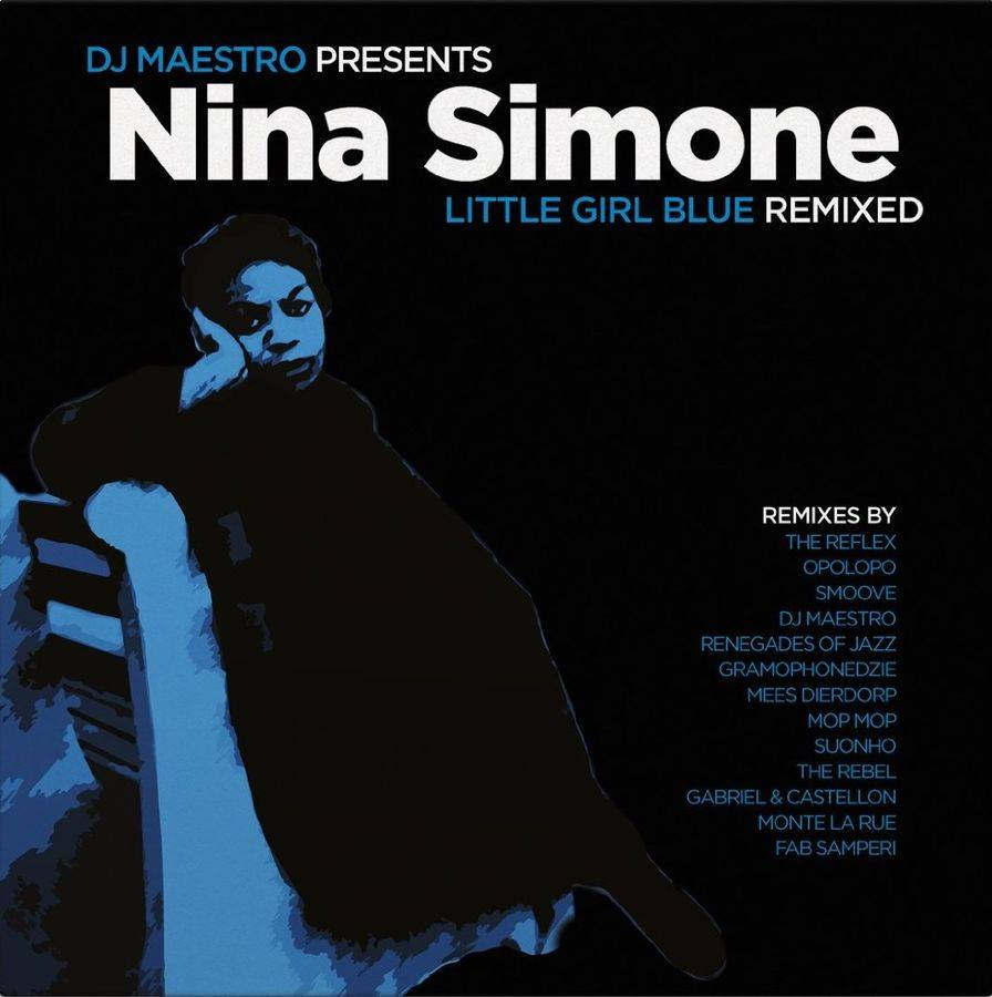 Music On Vinyl Disques vinyle Funk Soul Music On Vinyl Nina Simone / DJ Maestro Little Girl Blue Remixed