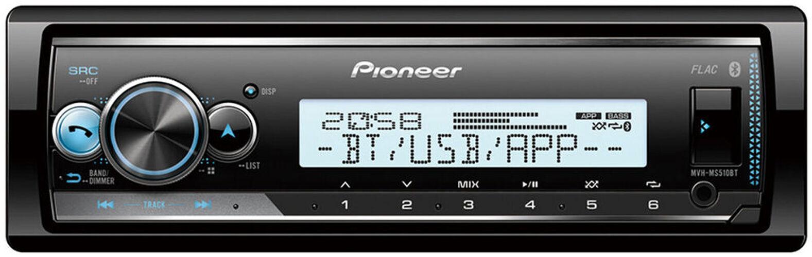 Pioneer Car MVH-MS510BT