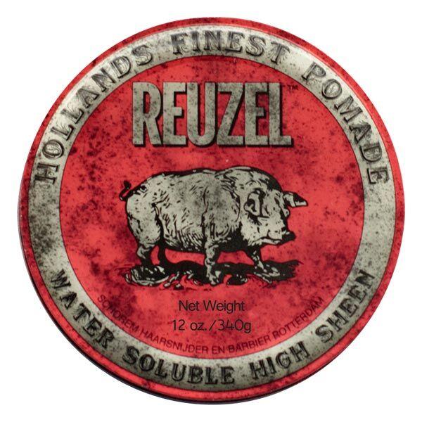 Reuzel Cire pour cheveux Red High Sheen 340 g