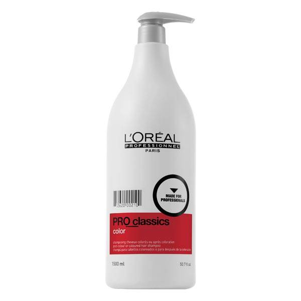 L'ORÉAL PRO Classics Shampooing couleur 1500 ml