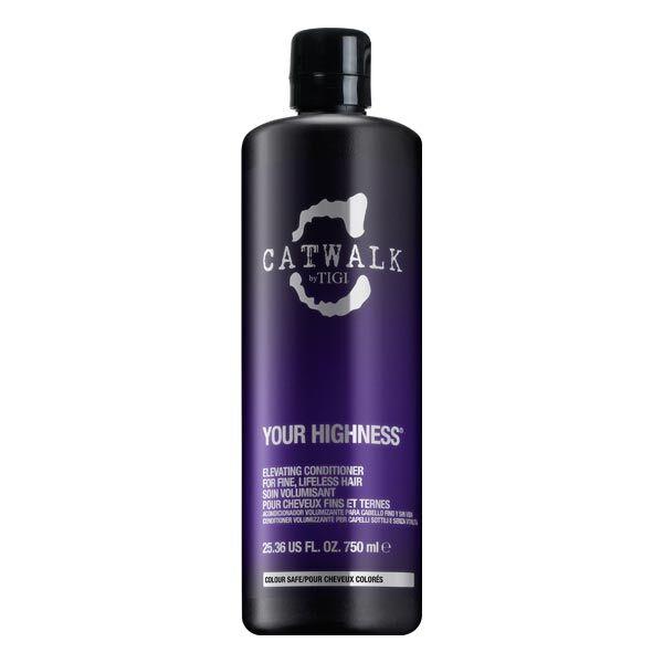 TIGI CATWALK Your Highness Volume Conditioner 750 ml