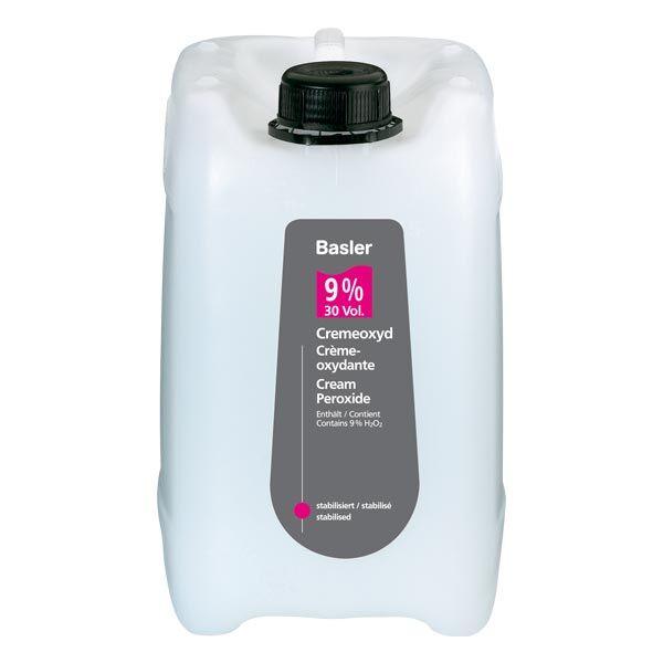 Basler Crème oxydante 9 %, Bidon de 5 litre