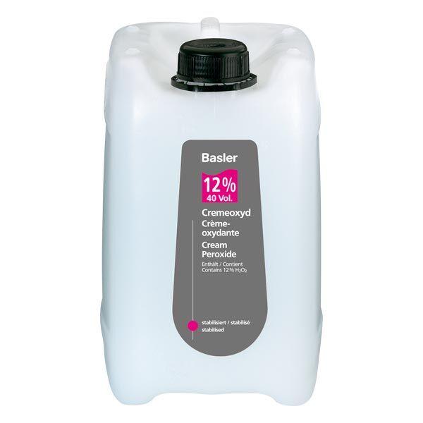 Basler Crème oxydante 12 %, Bidon de 5 litre