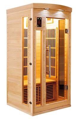Poolstar Sauna Infrarouge APOLLON - 1 place