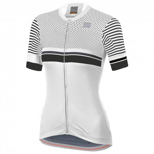 Sportful - Diva 2 Jersey - Maillot vélo taille S, gris