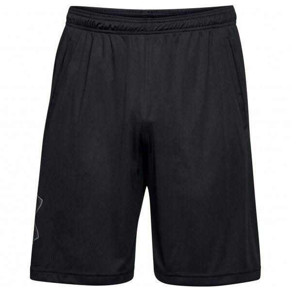 Under Armour - UA Tech Graphic Short - Pantalon de jogging taille XL - Regular, noir