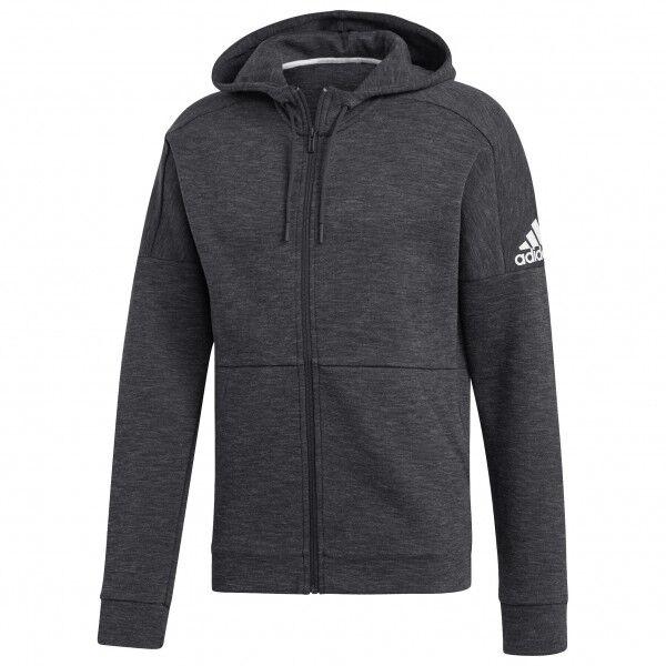 adidas - ID Stadium Fullzip - Sweat à capuche taille XL, noir