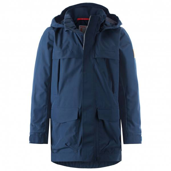 Reima - Kid's Bock - Veste imperméable taille 146, bleu/noir