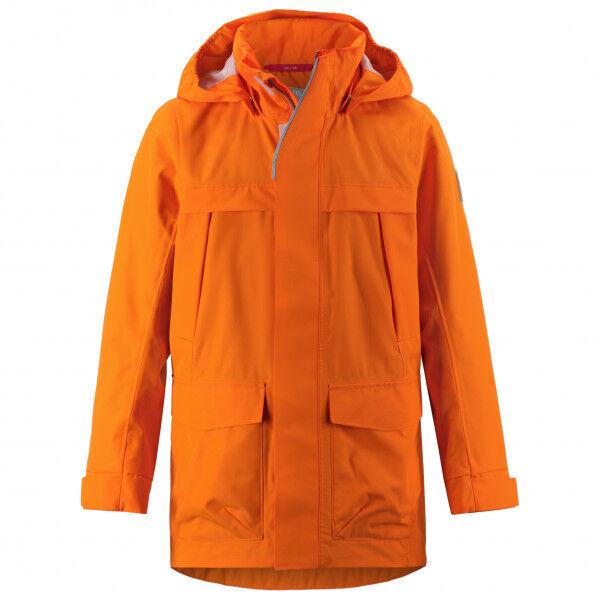 Reima - Kid's Bock - Veste imperméable taille 140, orange/rouge