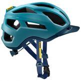 Mavic - Women's Echappée Trail Pro - Casque de cyclisme taille M, turquoise/bleu/noir