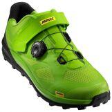Mavic - XA Pro - Chaussures de cyclisme taille 6,5, vert/noir/vert olive
