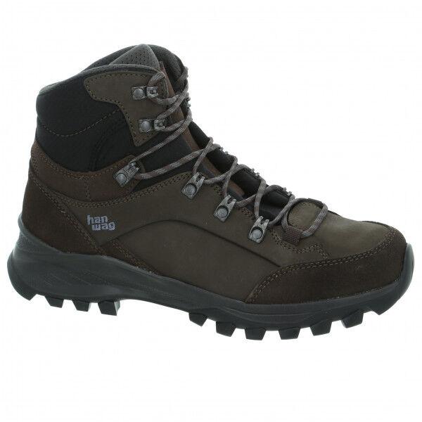 Hanwag - Banks LL - Chaussures de randonnée taille 8, noir