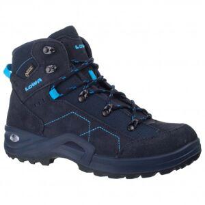 Lowa - Kody III GTX Mid Junior - Chaussures de randonnée taille 29, noir/bleu