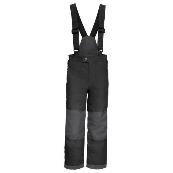 Vaude - Kid's Snow Cup Pants III - Pantalon de ski taille 104, noir