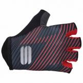 Sportful - Bodyfit Team Faster Gloves - Gants taille M, noir/rouge