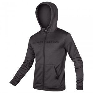 Endura - Hummvee Zip-Hoodie - Sweat à capuche taille XL, noir