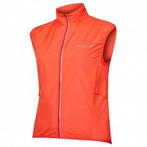 Endura - Women's Pakagilet - Gilet de cyclisme taille XS, rouge
