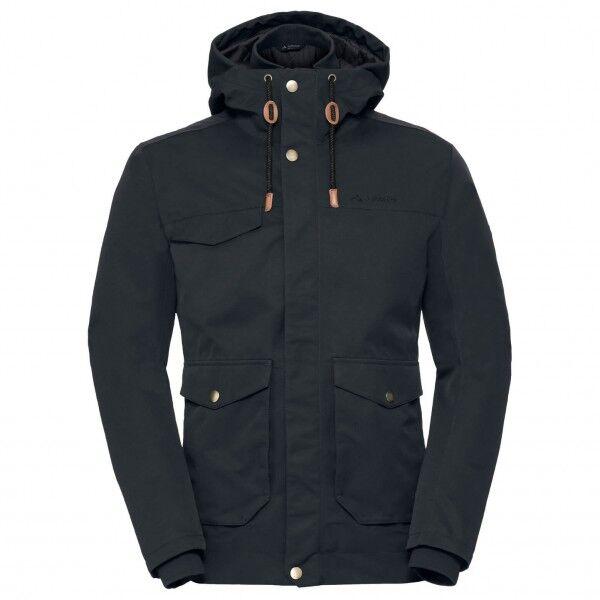 Vaude - Manukau Jacket - Veste d'hiver taille L, noir