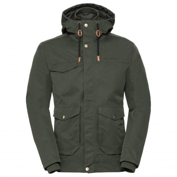 Vaude - Manukau Jacket - Veste d'hiver taille L;M;S;XL, brun/noir;bleu/rouge;noir