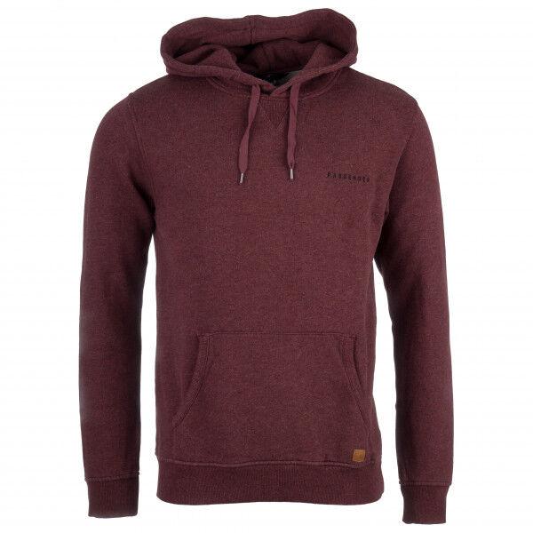 Passenger - Verge - Sweat à capuche taille L, violet/rouge