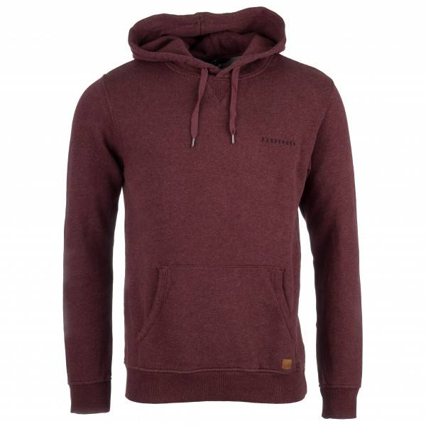 Passenger - Verge - Sweat à capuche taille M, violet/rouge
