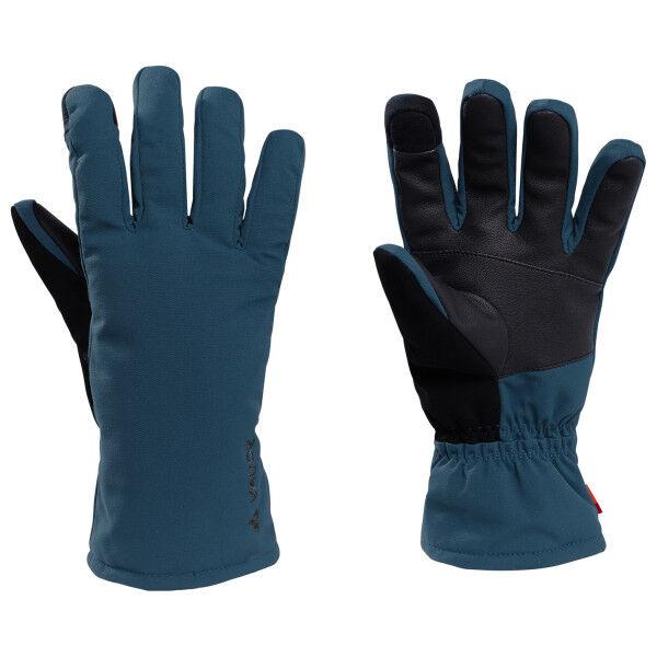 Vaude - Manukau Gloves - Gants taille 7, bleu/noir