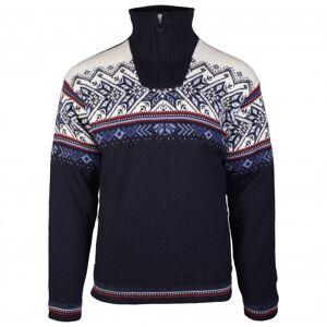 Dale of Norway - Vail WP Sweater - Pull en laine taille L, noir/gris