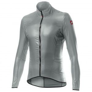 Castelli - Aria Shell Jacket - Veste de cyclisme taille XL, gris