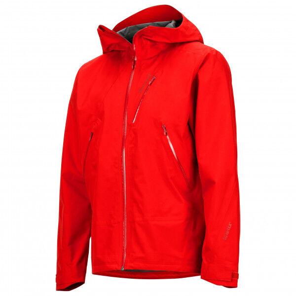 Marmot - Knife Edge Jacket - Veste imperméable taille L, rouge